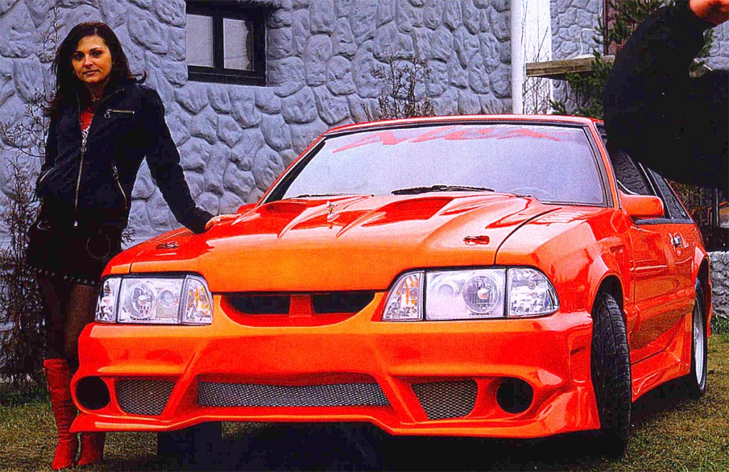 Ford Mustang GT 1988