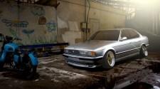 Такой колхоз нам не нужен Новая BMW 540 ia alpine 1995 года