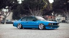 BMW 635 CS 1985 года - стенс проект