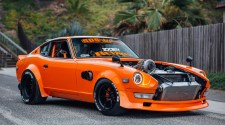 Проект Datsun 240Z С МОТОРОМ LS от компании SOS Customz