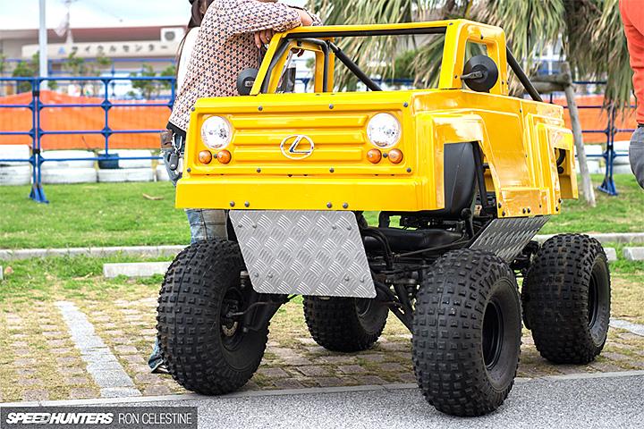 Тюнинг фестиваль - Okinawa Custom Car Show