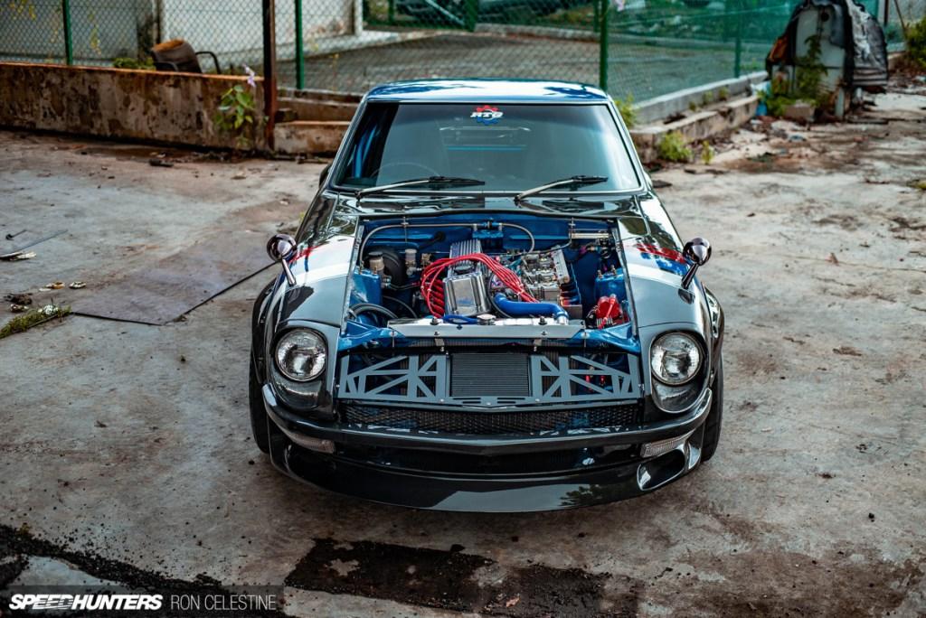 Карбоновый Datsun Z от R Tune Garage