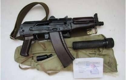 АКС-74У СХП