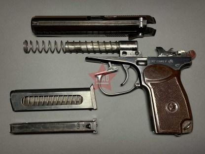ПМ-СХ (Молот Армз) Охолощенный ПМ (Пистолет Макарова) 1964 года