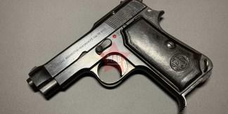 Охолощенный Пистолет Беретта М35 (Beretta M35-O, РОК)