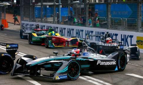 2016/2017 FIA Formula E Championship. Hong Kong ePrix, Hong Kong, China. Sunday 09 October 2016. Photo: Zak Mauger/LAT/Formula E ref: Digital Image _X0W2461