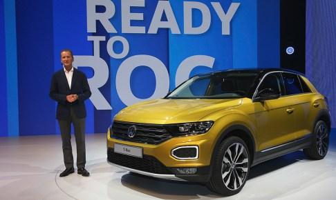 Volkswagen Weltpremiere ? Der neue T-Roc