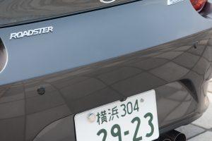 Roadster_sonar