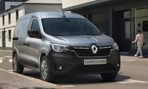2020 - THE NEW RENAULT EXPRESS VAN