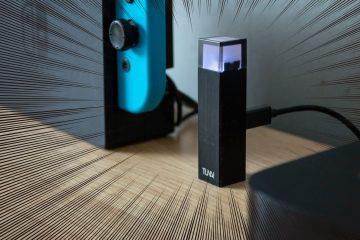 世界最小的多用途無線藍牙發射器 – Tunai Wand 藍芽魔棒