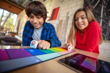 用色彩演奏! Specdrums 指環讓顏色化為音符