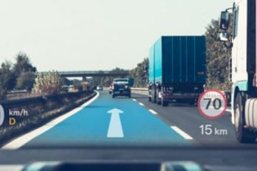 取代擋風玻璃?車用AR光場投影顯示器將於 CES 2020 登場