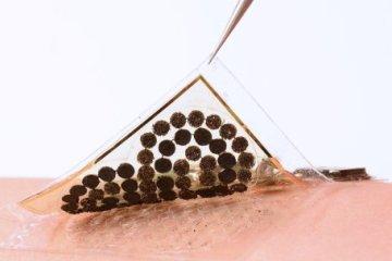 汗水新用途!電子人工皮可用汗發電,監測人體狀況