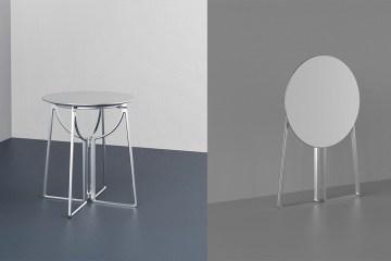 輕巧可收納:MINI SHOPHOUSE 摺疊椅