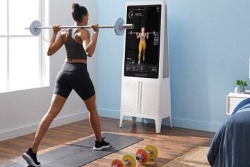 讓家成為健身房:Tempo Studio用 AI 動態追蹤 上遠端教練課