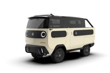 德國新創推萌系模組化電動車 eBussy 可變換 10 種車型