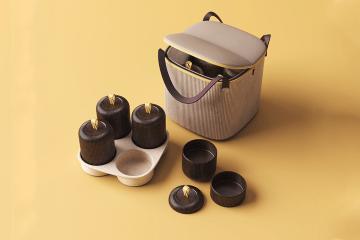 可可豆殼成外送餐盒,PriestmanGoode 攜手設計師提出循環產品概念