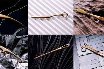 Cherished by Celebrated Milanese Designer! Designer Brand LAJOS Partners with Taiwanese Factories to Wow the World with High-End Products