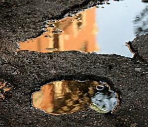 Buco asfalto 1