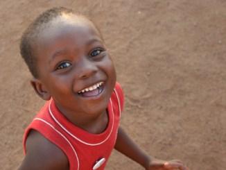Bambino Burundi