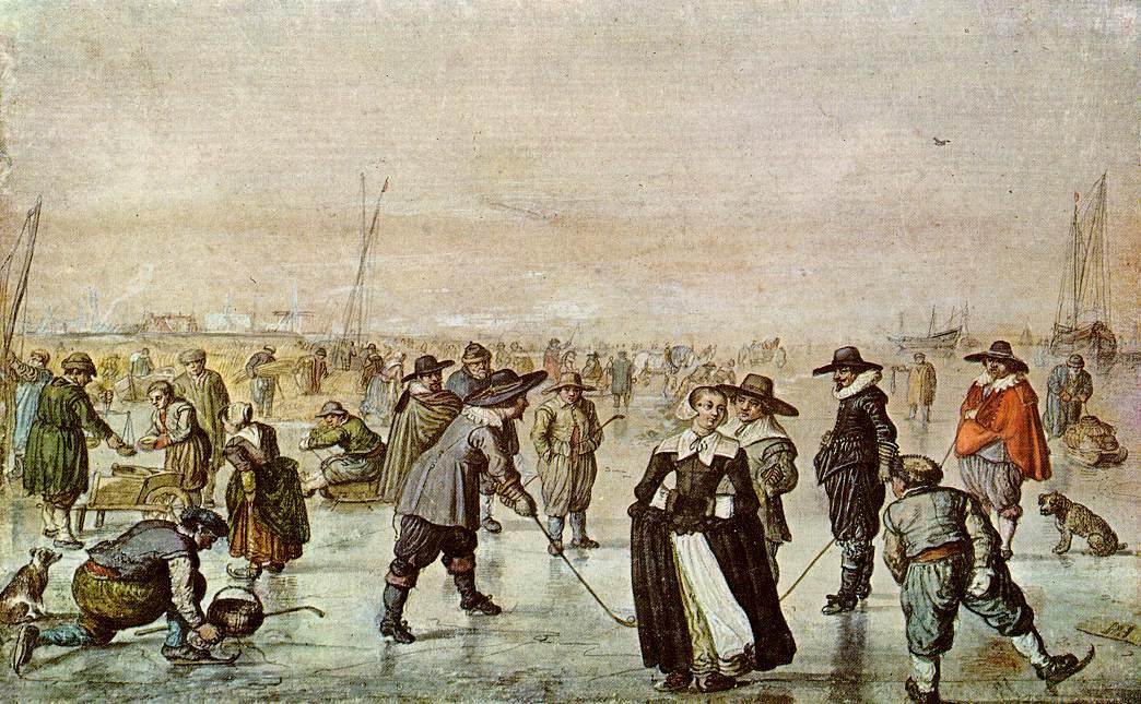 Bruegel Avencamp Raeburn emozioni ghiacciate nella storia dellarte Very Art   CorriereAl