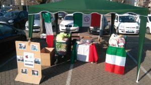 In piazza per la raccolta alimentare a favore delle famiglie colpite dalla crisi CorriereAl