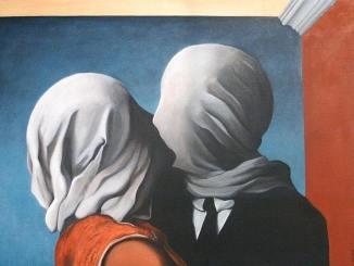 Les amants di Magritte: L'Amore che va oltre l'impossibilità di Amarsi [Very Art] CorriereAl