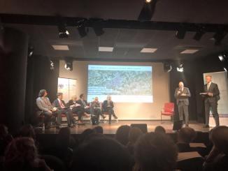 Alla serata Ascom 'vince' Cuttica di Revigliasco. Ma cari candidati sindaco, dov'è il sogno? [Controvento] CorriereAl