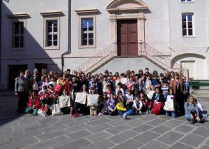 I bambini di Mantova a Casale Monferrato CorriereAl