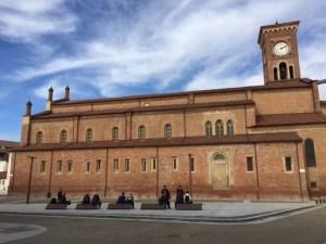 Piazza Santa Maria di Castello rinasce all'insegna della 'rigenerazione urbana': inaugurazione il 29 e 30 aprile CorriereAl 1