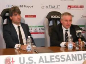 L'Alessandria calcio esonera il direttore sportivo Magalini CorriereAl
