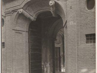 Piazza Monserrato, Palazzo Guasco e Lucia Lunati #7 [Un tuffo nel passato] CorriereAl
