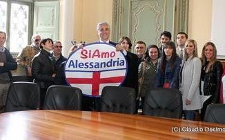"""SíAmo Alessandria, mercoledì la presentazione della lista. Barosini: """"Da anni all'ascolto della città: siamo pronti a governarla"""" CorriereAl"""