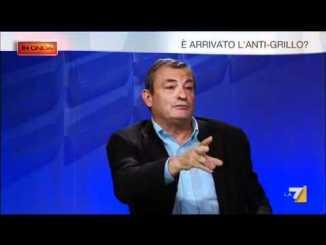 """Oliviero Beha (1949-2017): """"Saviano è un camorrista omeopatico. E Grillo..."""" CorriereAl"""