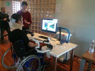 Donazione Rotary e Abilitando al presidio riabilitativo Borsalino CorriereAl