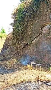 Incendio in Cittadella: ennesimo episodio di incuria CorriereAl
