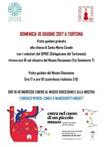 """Anche il Museo Diocesano di Tortona il laboratorio per bambini """"Un presepe in scatola"""" CorriereAl"""
