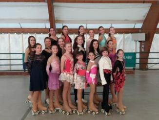 Campionato Regionale Solo Dance: il Pattinaggio Artistico Aurora fa incetta di medaglie CorriereAl