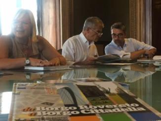 """Non solo PISU: """"dalla Regione Piemonte 4 milioni all'ATC e dal COCIV 1 milione per i percorsi fluviali"""" CorriereAl 1"""