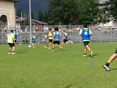 Grigi: domenica a Bardonecchia amichevole con il Lugano under 21. Primo test per il portiere Agazzi CorriereAl 6