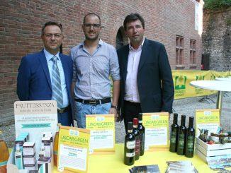 Oscar Green regionali, premiato Riccardo Olearo della Tenuta Castello di Razzano CorriereAl
