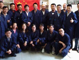 Casale, delegazione cinese ricevuta in Comune CorriereAl
