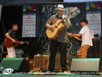 A Gamalero il blues della Gabriel Delta Band CorriereAl