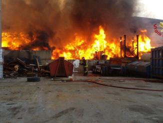 """Lavagno: """"Si faccia chiarezza sull'incendio di Mortara"""" CorriereAl"""