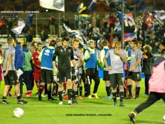 Alessandria 0 - Pisa 2 [Curva Nord] CorriereAl