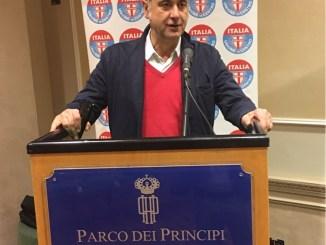 """Barosini al Consiglio nazionale Udc: """"rilanciamo il simbolo Udc, saldamente ancorati nel centrodestra"""" CorriereAl"""
