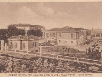Le strutture socio-sanitarie del quartiere Pista nel primo Novecento [Alessandria in Pista] CorriereAl 2