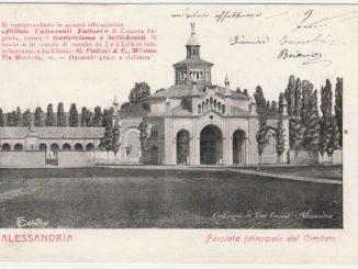 Il camposanto di Alessandria CorriereAl