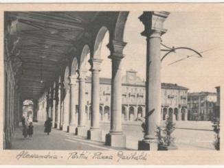 Piazza Garibaldi o Piazza Savona? Ricordando Antonio Silvani [Un tuffo nel passato] CorriereAl 1