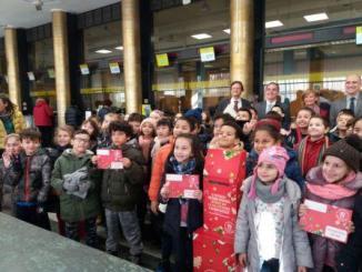 Alessandria: Poste Italiane rinnova la tradizione delle letterine a Babbo Natale CorriereAl